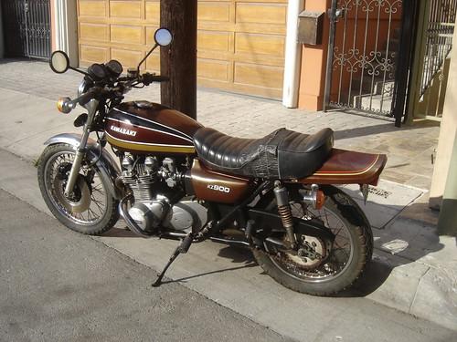 1976 kawasaki kz900 evan fell motorcycle worksevan fell. Black Bedroom Furniture Sets. Home Design Ideas