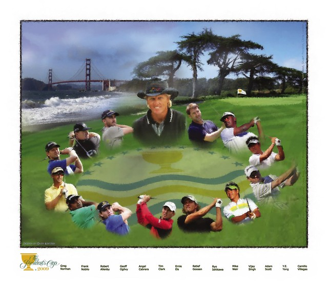 2009 The Presidents Cup International Team Harding Park