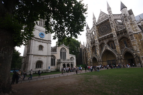 UK: Westminster Abbey & St Margaret's Church