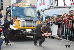 Conor Pulls The Bus #1