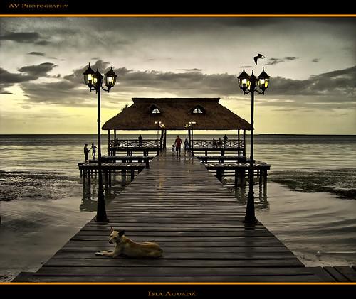 Muelle Isla Aguada