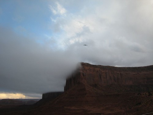 REZ, Monument Valley, Clouds, Arizona, Sout… IMG_1313