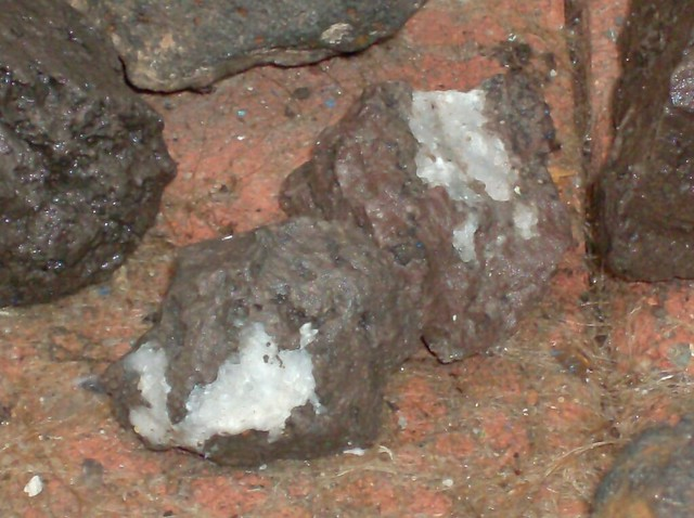 Igneous rock with CrystallizationRock Crystallization