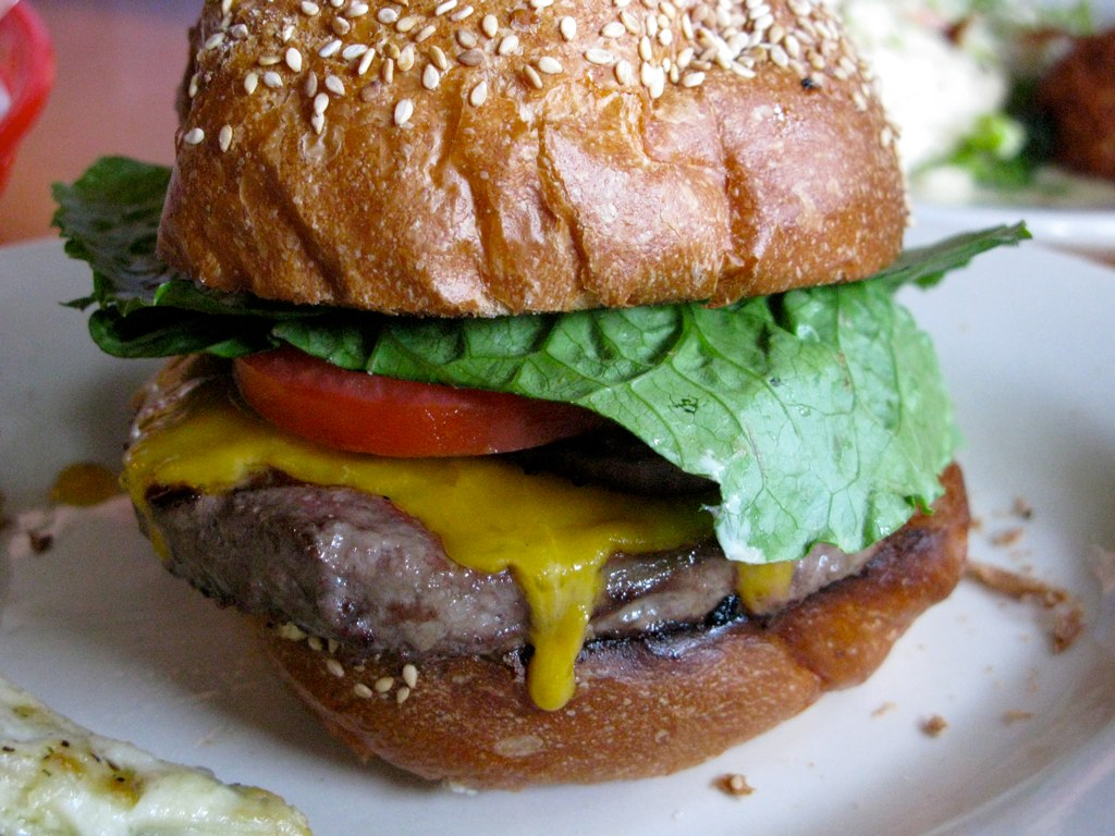 Jb S Burger Kitchen Bar North Th Street Lincoln Ne