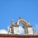 Detalle del portal de la Iglesia de La Asunción - Chucuito
