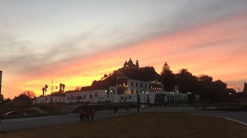 Templo de Nuestra Señora de los Remedios, Cholula, Puebla, México