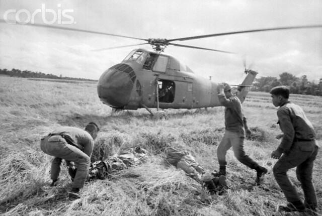 1969, de-militarized zone, Vietnam