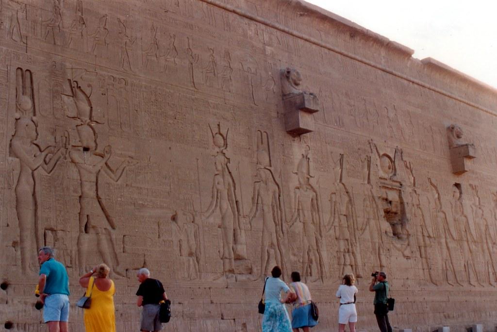 Dendera Hathor Temple 7