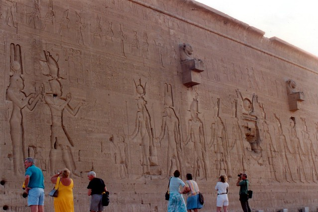 Dendera Hathor Temple 7