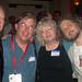 Jackie with Bryan Talbot, Charles Vess, & Jim Pascoe
