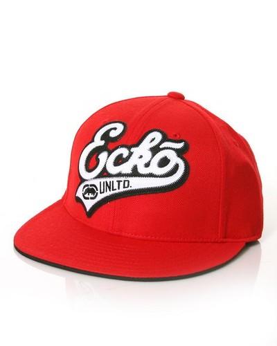 518d21e0fe2 ... Ecko Unltd. Red Cap - Frontal