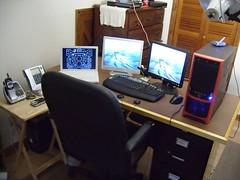 New Computer Setup!