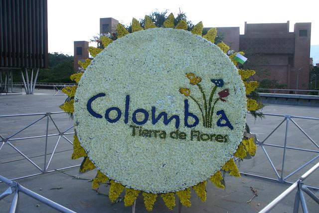 Colombia Tierra de Flores