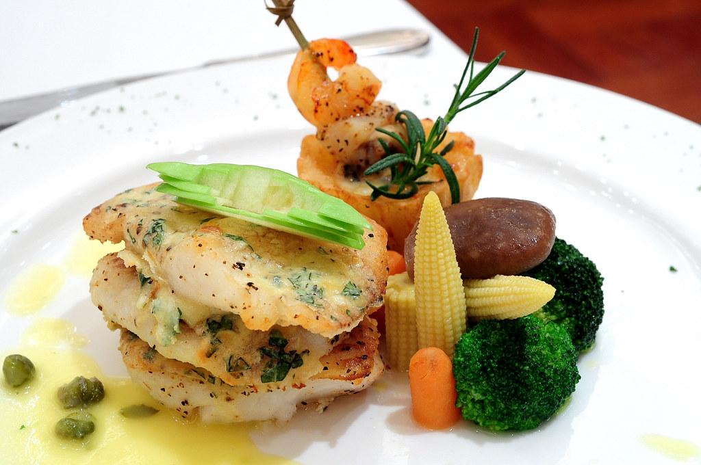 勞瑞斯 Lawry's-烤鮮魚(鱈魚) NT$900