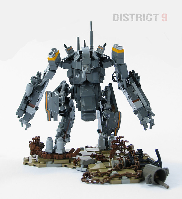 Mech Suit http://www.flickr.com/photos/10755528@N08/3897060287/