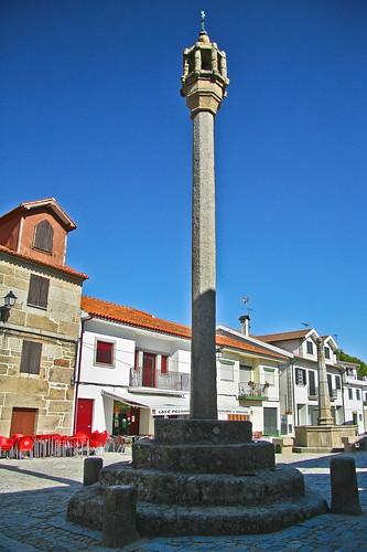 Pelourinho de Leomil - Portugal