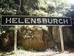 Helensburgh Sign