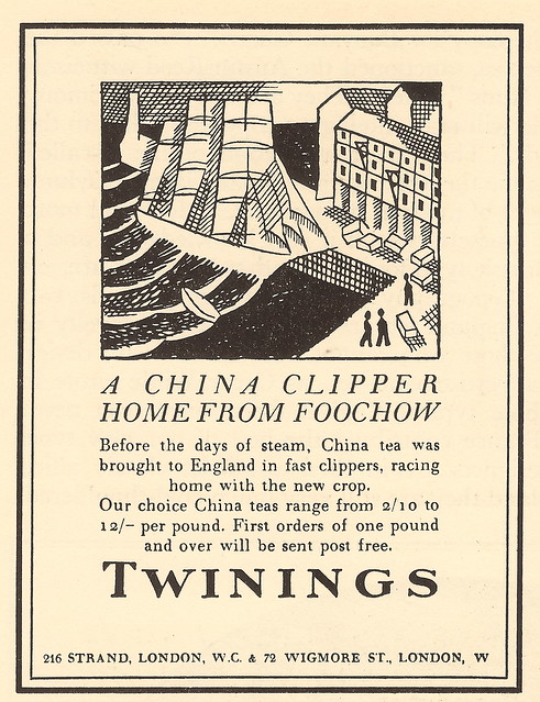 Twinings adverts