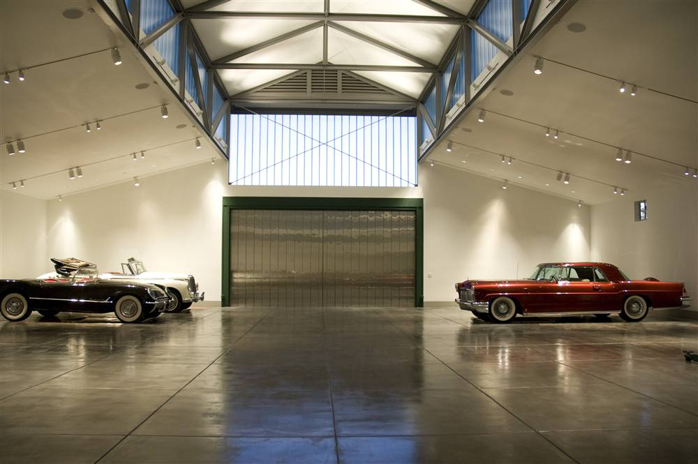 World 39 s most beautiful garages exotics insane garage for Top garage villeurbanne