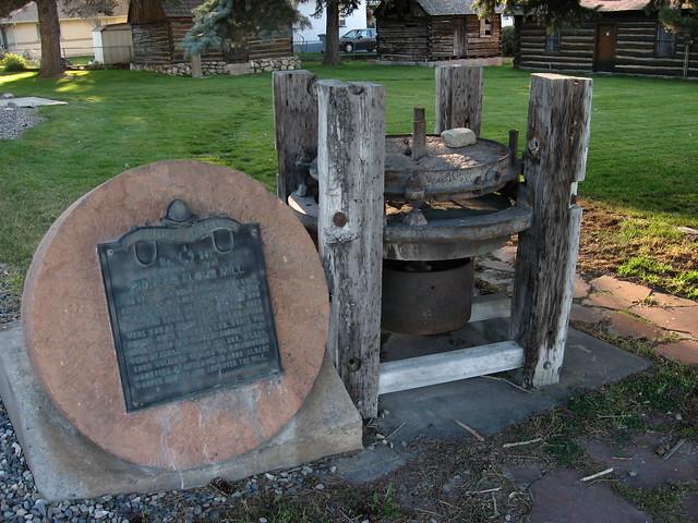 Pioneer Flour Mill Pleasant Grove Utah Flickr Photo Sharing