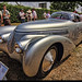 1938 Hispano Suiza H6C Xenia Goodwood Festival of Speed 2009