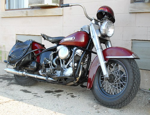 1949 Harley-Davidson