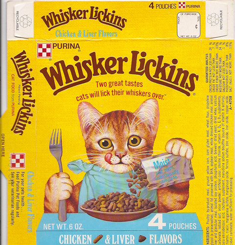 Whisker Lickins Cat Treats Recall