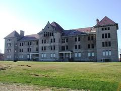 Bartonville, IL: Insane Asylum