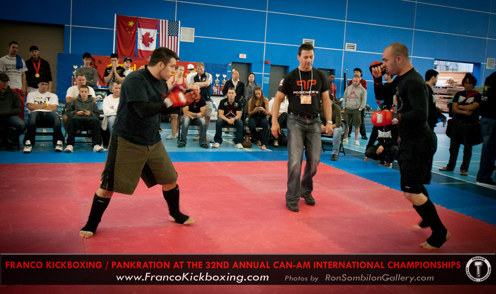 FRANCO KICKBOXING - PANKRATION AT THE 32ND ANNUAL CAN-AM INTERNATIONAL CHAMPIONSHIPS-NEW LOCATION RICHMOND OLYMPIC OVAL-Photos by Ron Sombilon Gallery--61