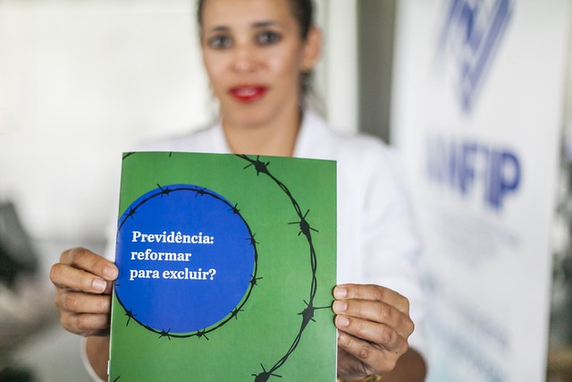 Reformar para excluir: estudos da Anfip e do Dieese contestam reforma da Previdência