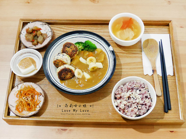 新店大坪林站附近素食餐廳原粹蔬食作 (20)