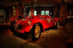 1950 Allard J2 Racecar in HDR