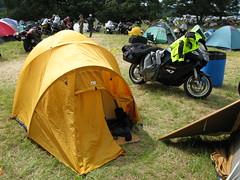 my MOA rally campsite