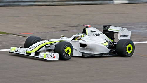 Jenson Button - Brawn GP