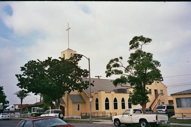 Grace Samoan Church Of The Nazarene Long Beach California Flickr Photo Sharing