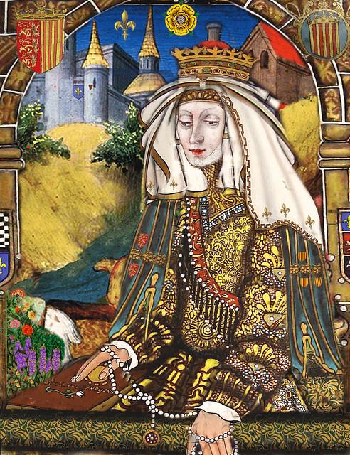 Leonor de Provenza reina de Inglaterra