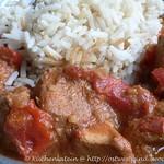 Chicken Tikka Masala - Marniertes Huhn mit Masala-Sauce