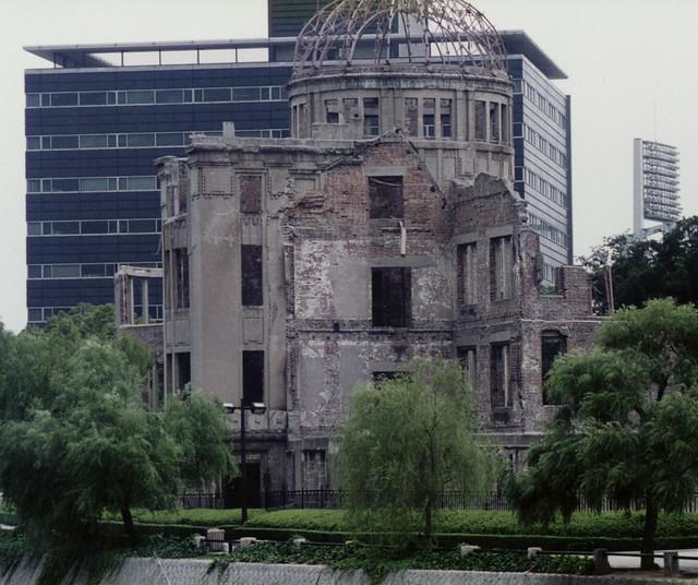 Hiroshima - Ground Zero Memorial  Flickr - Photo Sharing!