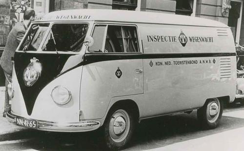 NN-41-65 Volkswagen Transporter bestelwagen 1953