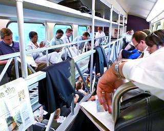 Commuter train Public Transit WiFi