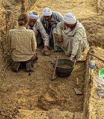 Archaeology at Giza