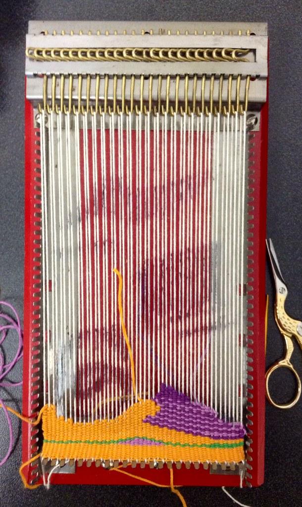 Lightning Weaver Tapestry