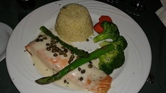 Salmon - Barton's Steak and Seafood