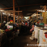 Indoor Market at La Esperanza, Honduras