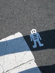 Crosswalk Robot