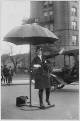 Mrs. L. O. King, Washington's Traffic Policewoman