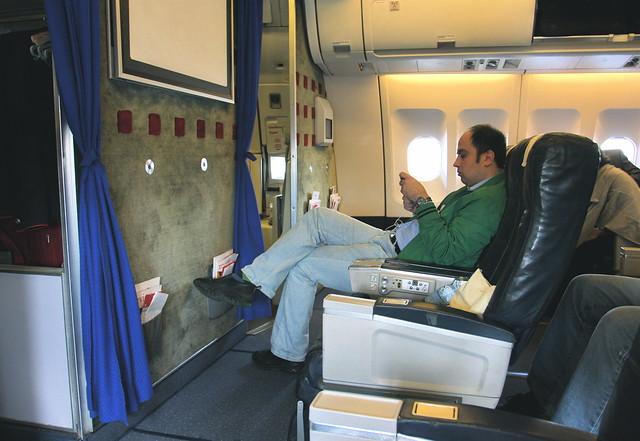 Csa Czech Airlines A310 Business Class Seat Explore