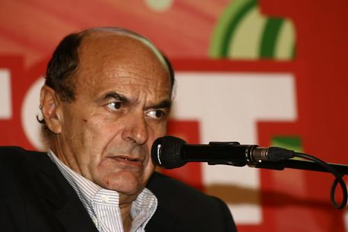 Bersani a Catania: