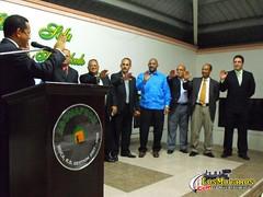Juramentación de CDP y SNTP @ Club de los Mayoristas