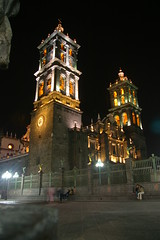 Puebla's cathedral